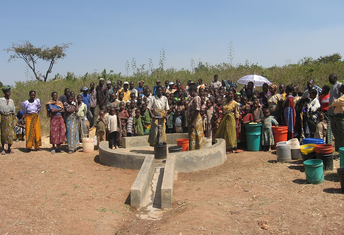 A new well