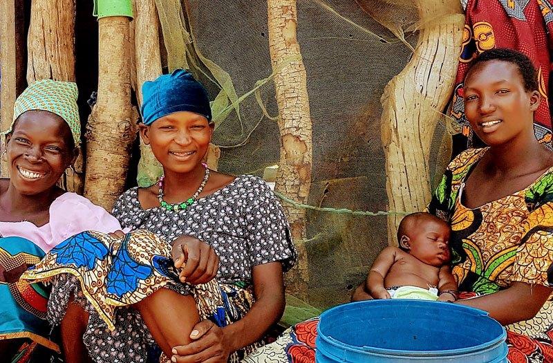 Revolving loans for women in Tanzania